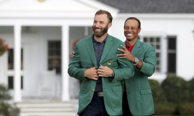Dustin Johnson's victory was much deserved, but it was not a classic Masters out of season.