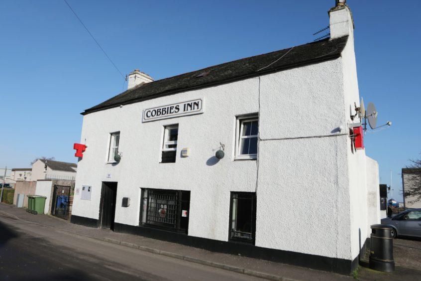 The Cobbies Inn building