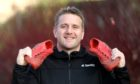 Craig Hynd from Dunfermline is planning to run 13 marathons across 3 endurance events over 6 days in aid of  CHAS.