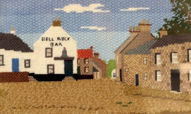 Bell Rock Tavern by Janet Critchley