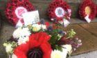 Kirkcaldy War Memorial.