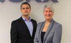 Philip Mowatt and Jill Ross of ITWORKX.
