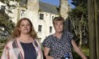 Marion Reid (right) and Carol Whyte, who say they were abused at Fornethy House in the 60s.
