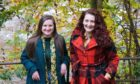 Shonagh Murray and Lydia Davidson from Fearless Players