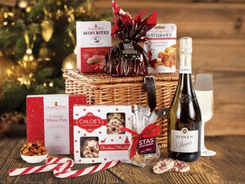 Mistletoe Hamper