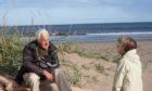 Neil Milne Reid Munro with daughter Kirstin
