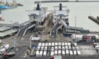 PORT OF DOVER: New border controls will be introduced in stages up until July 1,2021.