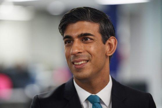 EXTRA MEASURES: UK Government Chancellor Rishi Sunak.