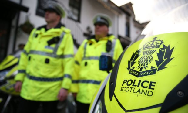 Police have carried out almost 400 stop and searches in Perthshire this summer.