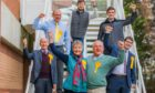 Local Liberal Democrats celebrated Liz Barrett's victory.
