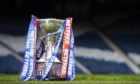 The Betfred Cup pictured at Hampden.