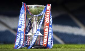 Betfred Cup quarter-final draw is set to take place.