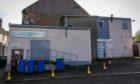 Courier News - Fife -Steven Stewart Funeral Directors office