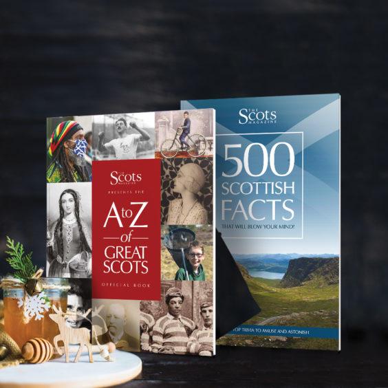 Scottish Books Pack
