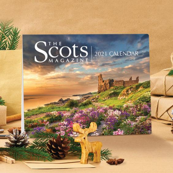 The Scots Magazine Calendar
