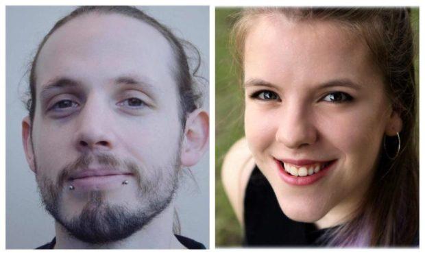 Theo Robertson and Eleanor Walker.