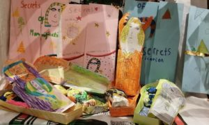 Our Lady's RC Primary pupils have created an exhibition on Ancient Egypt at Perth Museum and Art Gallery.