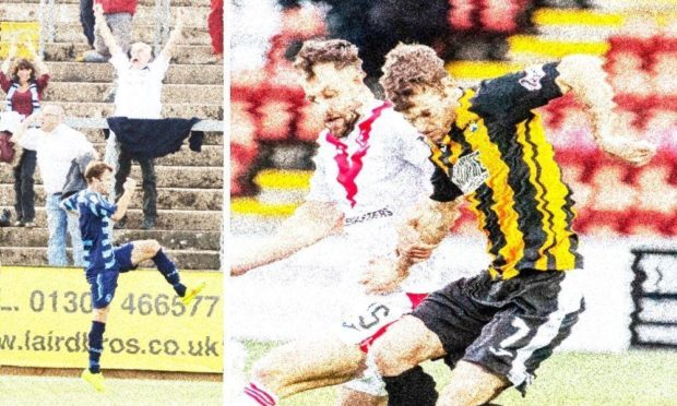 Forfar Athletic and East Fife have been stops on Danny Denholm's travels around Scotland's lower leagues.