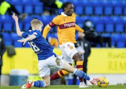St Johnstone go eight games unbeaten after 1-1 draw with Motherwell