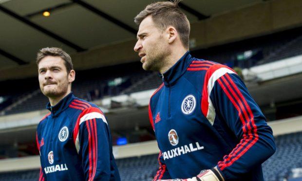 David Marshall and Craig Gordon have been long servants for Scotland.