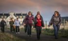Carnoustie Theatre Club members are getting ready to walk a million steps