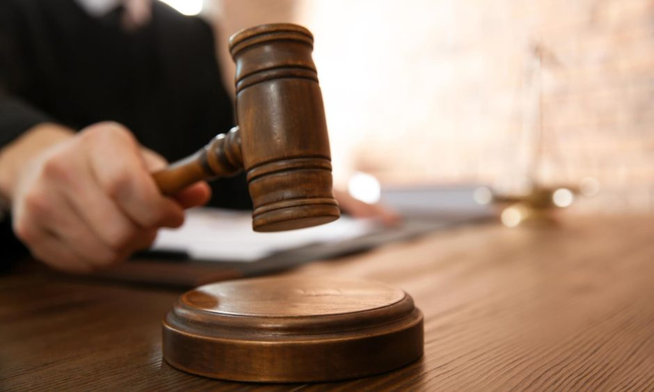 The School Mock Court Case Project allows youngsters to play out a legal scenario.