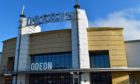 The Odeon Cinema at Fife Leisure Park, Dunfermline.