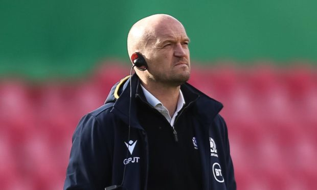 """Scotland """"fully accept"""" postponement by are disappointed, said Gregor Townsend."""