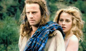 Christopher Lambert and Beatie Edney.