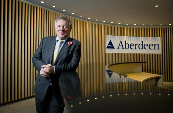 Martin Gilbert is now the chair of Scottish Golf.