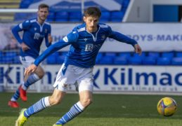 Top six the aim for Scott Tanser as St Johnstone seek to extend great record away to Hibs