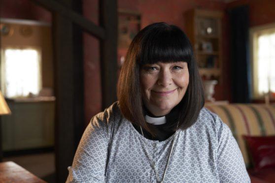 The Vicar Of Dibley in Lockdown.