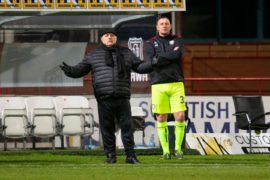 Arbroath boss Dick Campbell says he could've killed midfielder Miko Virtanen after subbing him before half-time at Dundee