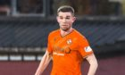 Sam Stanton pictured during his Dundee United days.