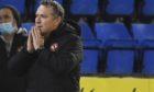 Dundee United gaffer Micky Mellon.
