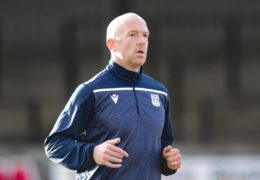 Dundee will give Charlie Adam every chance to face Queens as James McPake receives double injury boost