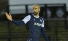 Dundee new boy Liam Fontaine.