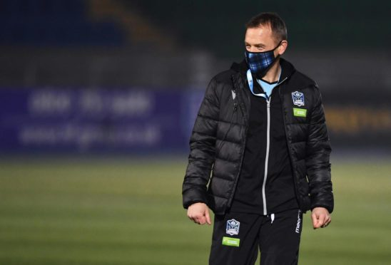 Glasgow head coach Danny Wilson has had covid issues to deal with as well as injuries.
