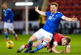 St Johnstone youth talent factory does not get the credit it deserves, insists Liam Craig
