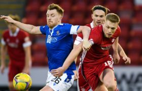 St Johnstone v Aberdeen kick-off change
