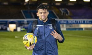 Dundee hat-trick hero Osman Sow says focus is already on 'huge game' against Alloa after Queens victory