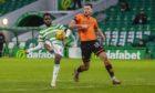 Odsonne Edouard puts Celtic 3-0 up.