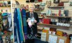 Jennifer Gair at Prima Gift Shop, Forfar.