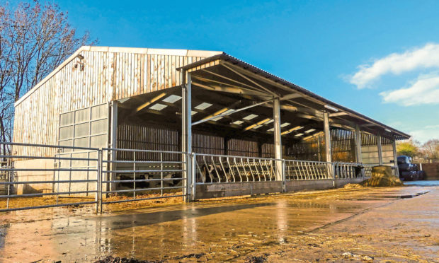 DEVELOPMENTS: The proposed changes to planning law include alterations to the size of agricultural sheds.