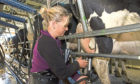 GETTING TO GRIPS: MSPs raised concerns over female representation in the NFUS.