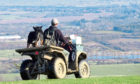 SAFETY COMES FIRST: Farming has the poorest safety record of any occupation in the UK and seeing quad riders without helmets does not help.