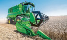 TECHNOLOGY: John Deere is working with researchers from Reading University.