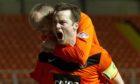 Former Dundee United striker Jon Daly.