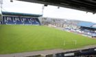 Stark's Park - the home of Raith Rovers.