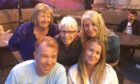 Bill with his wife Margaret and three children, Ashley, Dean and Mandy.